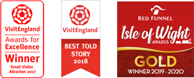 Visit England gold awards